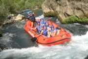 Cetina Rafting Kroatien