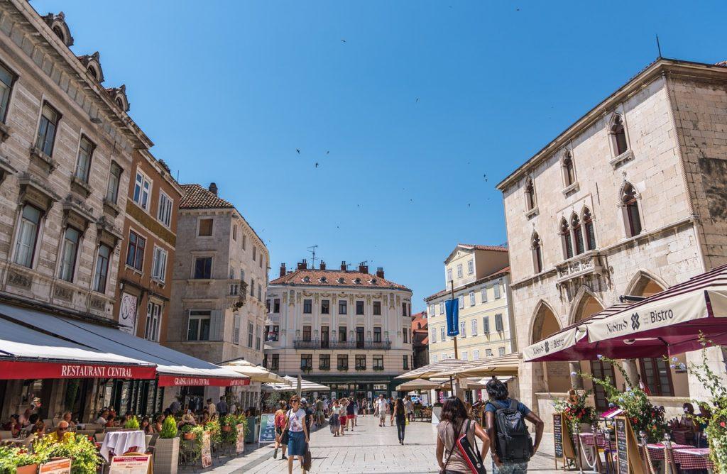 Kroatien Split