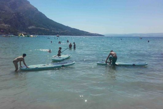 Cetina Stand Up Paddling