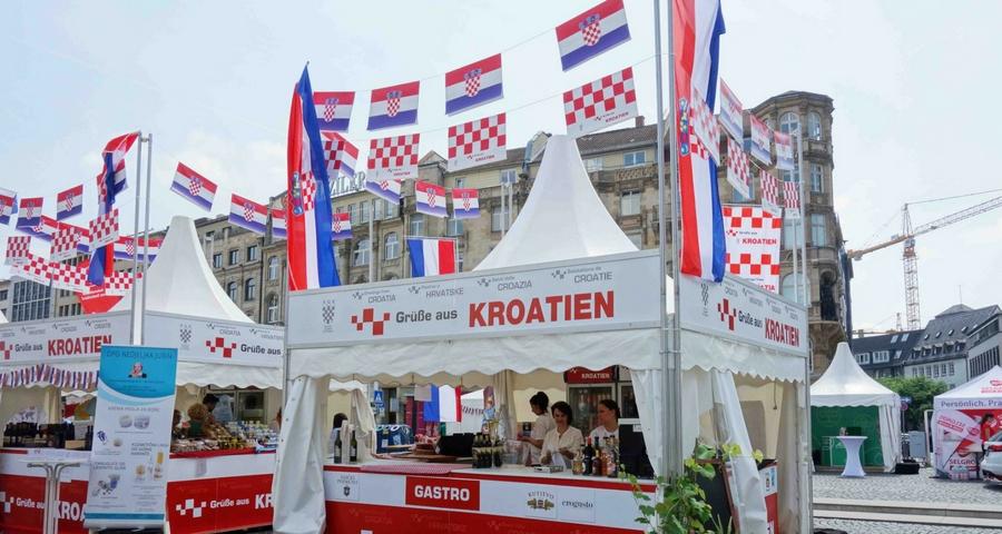 Kroatisch genießen in Frankfurt
