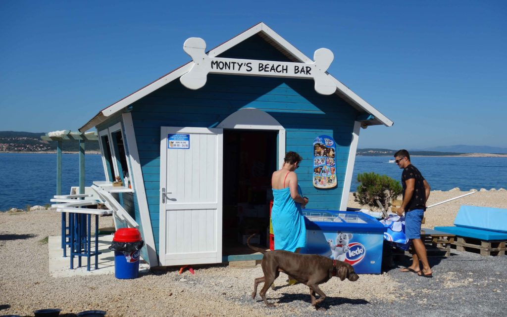 Monty's Beach Bar Crikvenica
