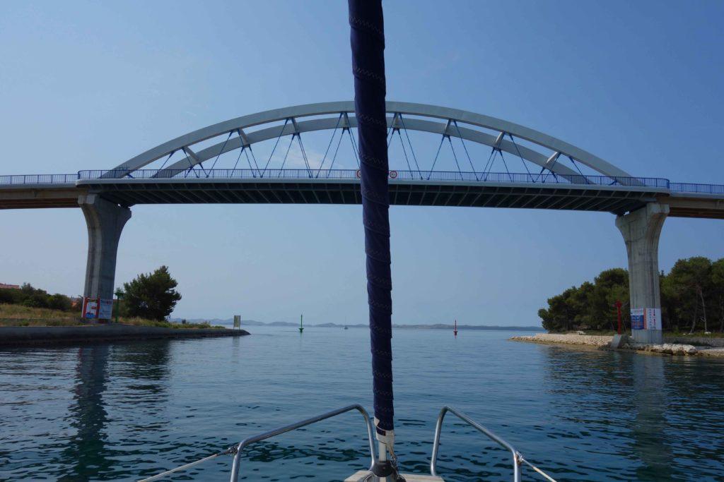 Brücke Pasman Ugljan