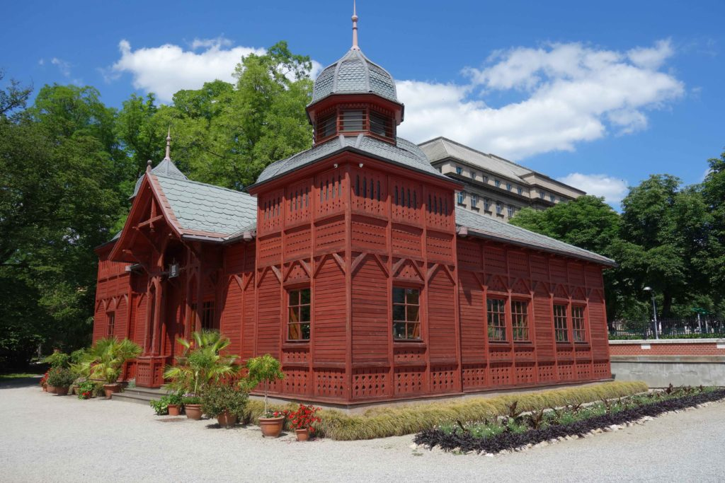 Botanischer Garten in Zagreb