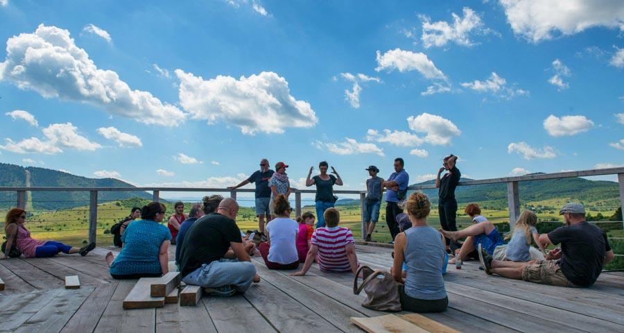 Internationale Jugendbegegnungen in Kroatien
