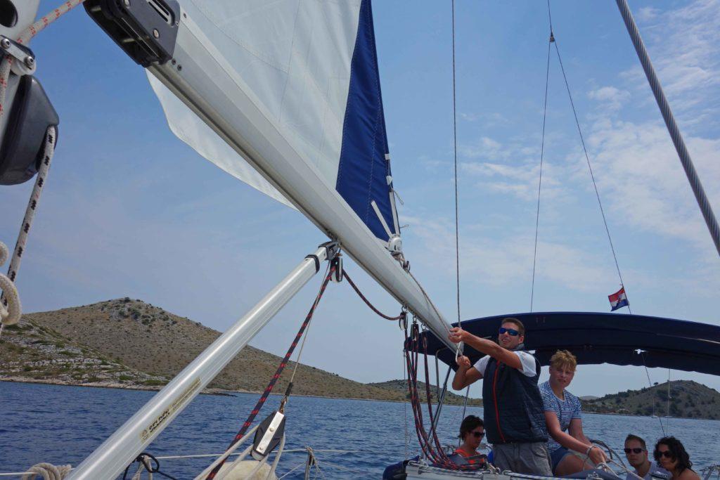 Segeln Zadar Dugi Otok
