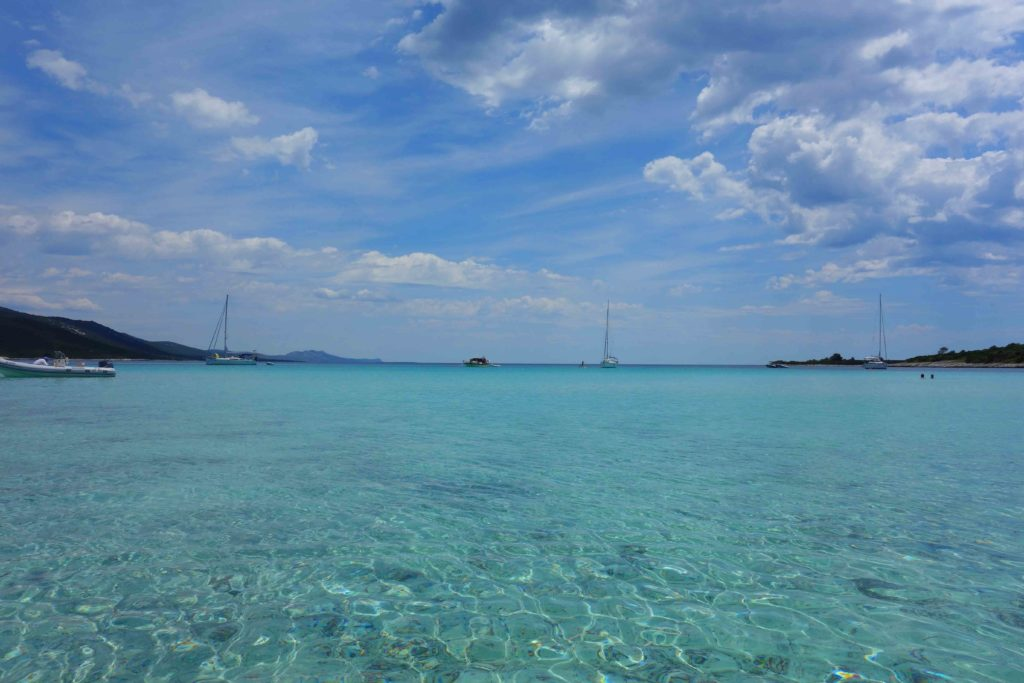 Sakarun Strand Dugi Otok