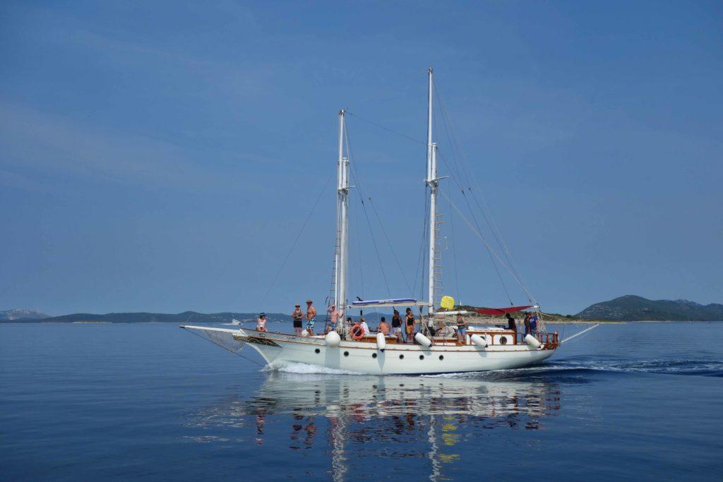Segeln Zadar Dugi Otok Ausflug