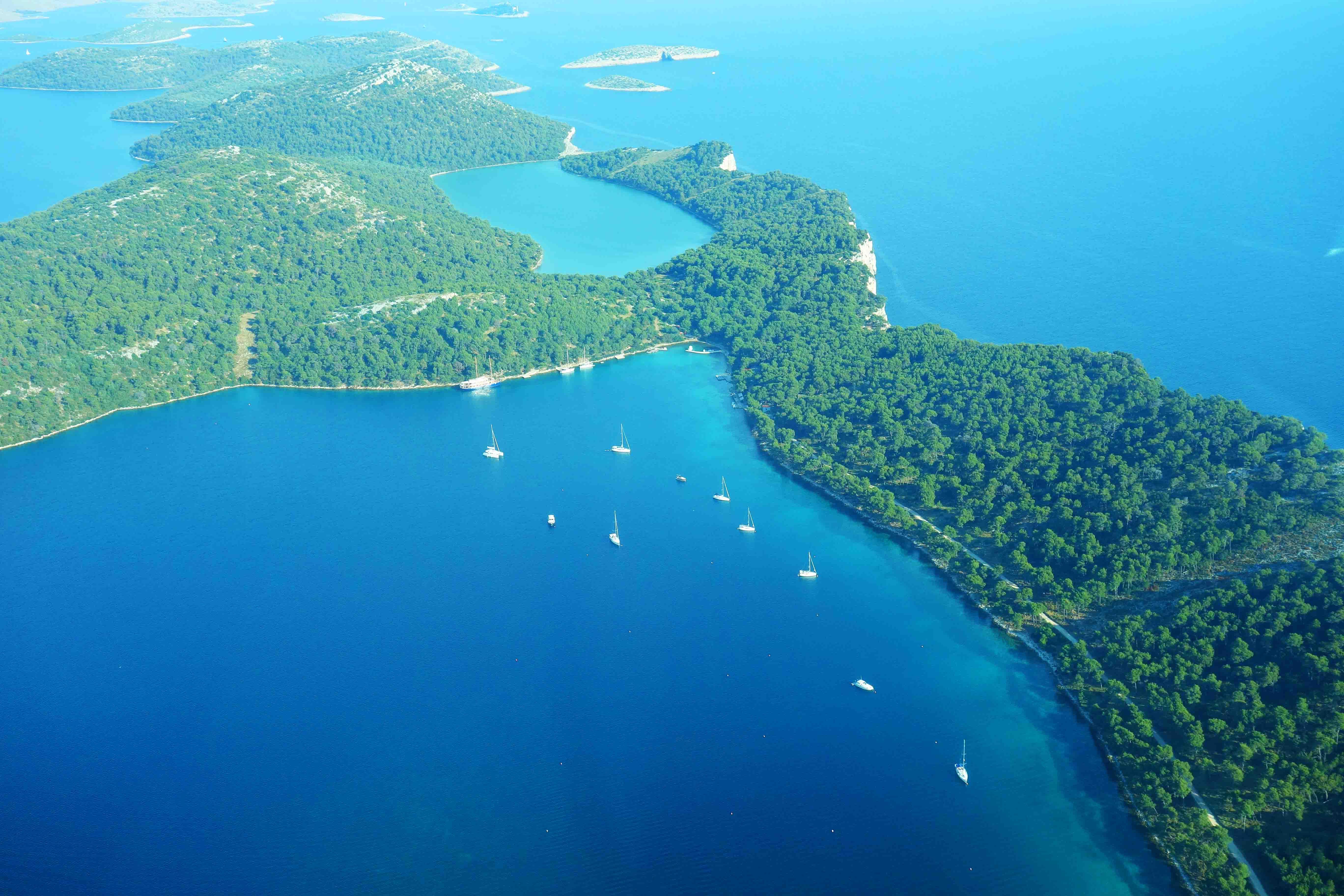 Rundflug Zadar Dugi Otok