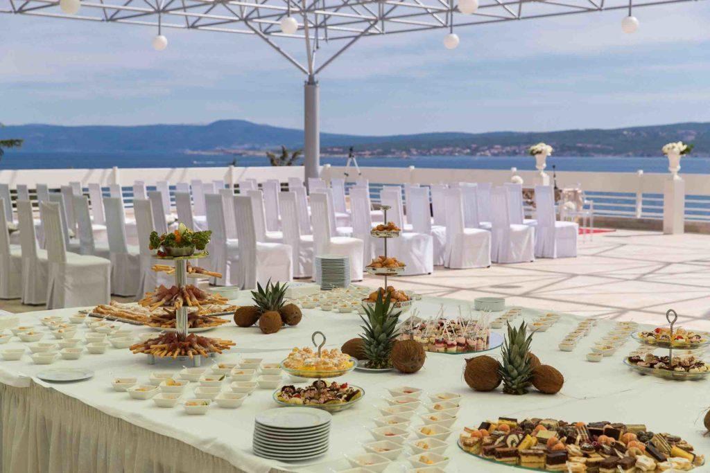 Heiraten im Hotel Omorika in Crikvenica