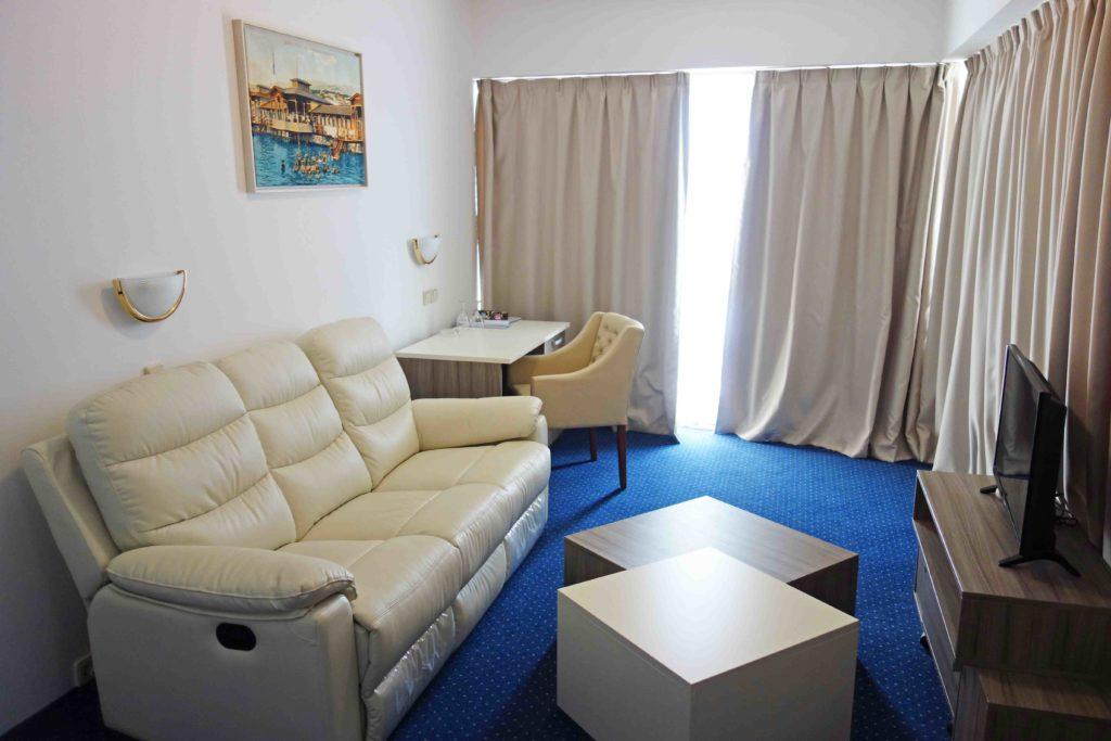 Suite im Hotel Omorika in Crikvenica