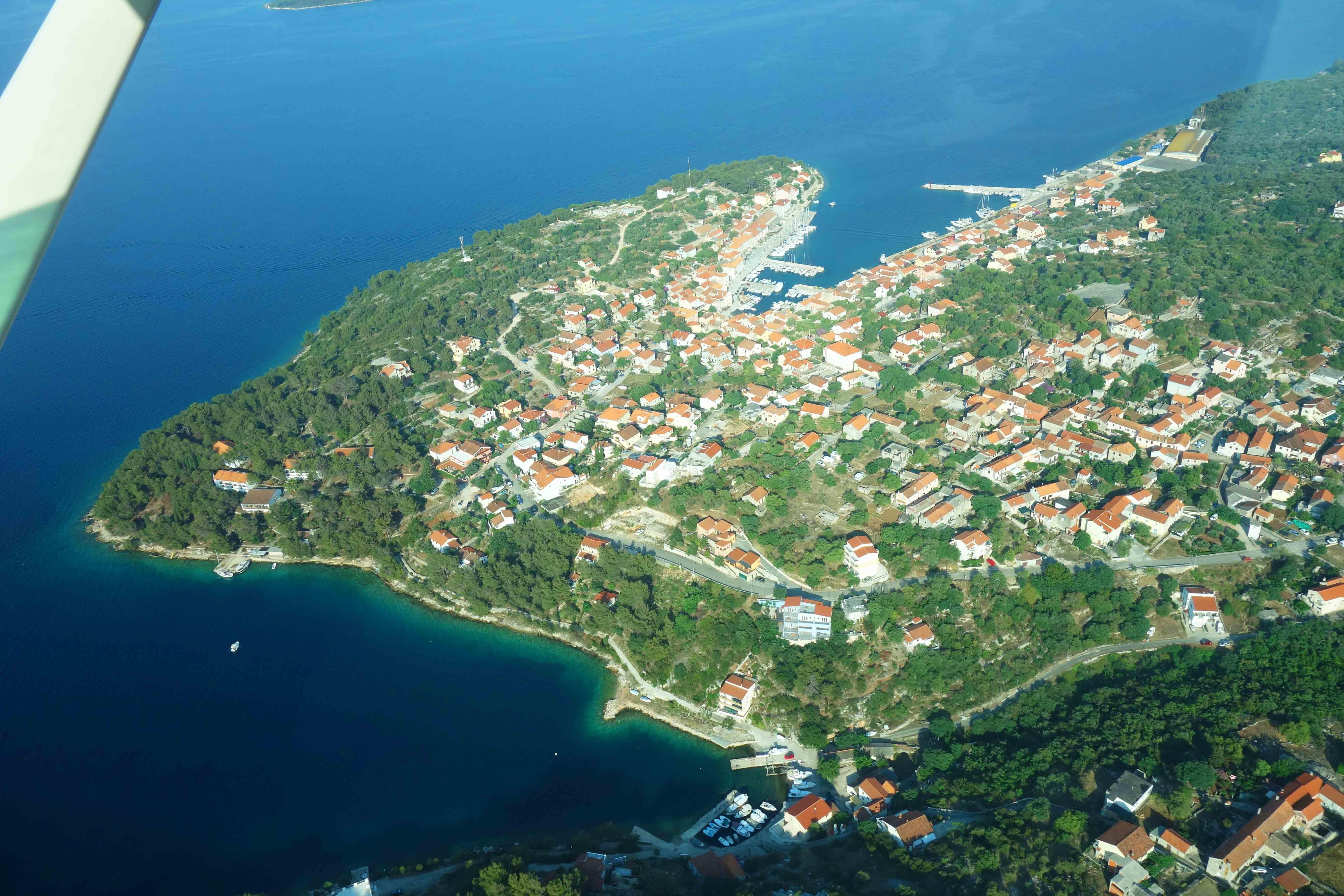 Panoramaflüge ab Zadar