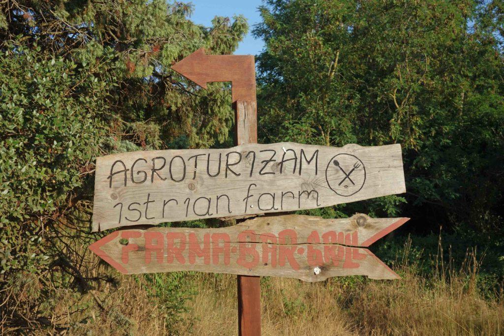 Agrotourismus am Kamenjak