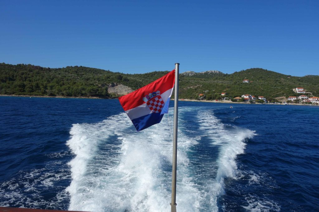 Fähre Zadar Dugi Otok Sali Zaglav