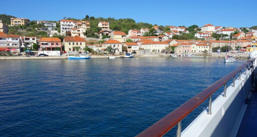 Fähre Zadar Dugi Otok