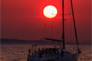 Sunset Sailing Kroatien Zadar