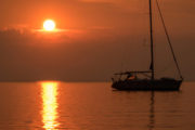 Sunset Sailing Kroatien