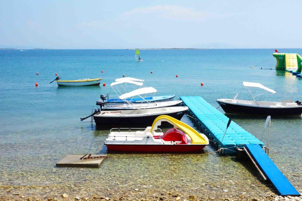 Wassersport Istrien Premantura