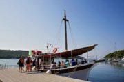 Bootsausflug Pula Kap Kamenjak