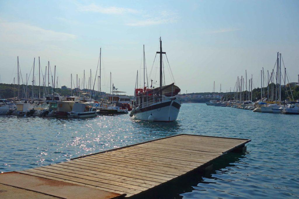 Bootsausflug von Pula zum Kamenjak