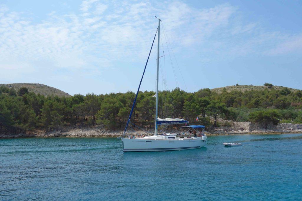 Segeln in Kroatien