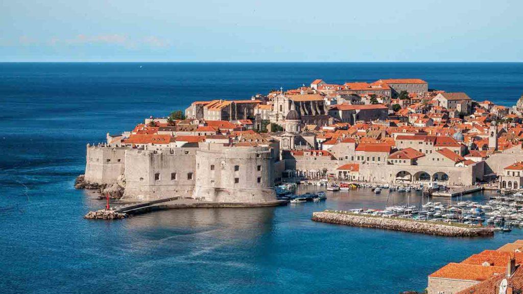 Dubrovnik Städtetrip Kroatien