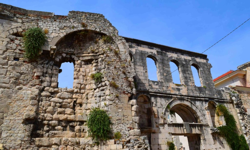 Split Diokletianpalast