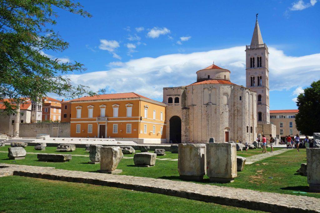 Städtetrips in Dalmatien Zadar