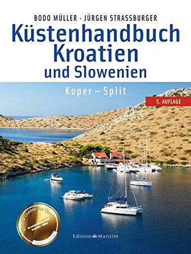 Küstenhandbuch Kroatien und Slowenien