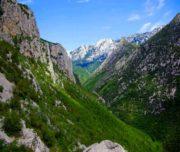 Wanderung Nationalpark Paklenica Kroatien