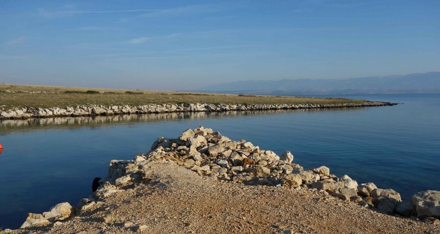 Insel Vir Kroatien Dalmatien