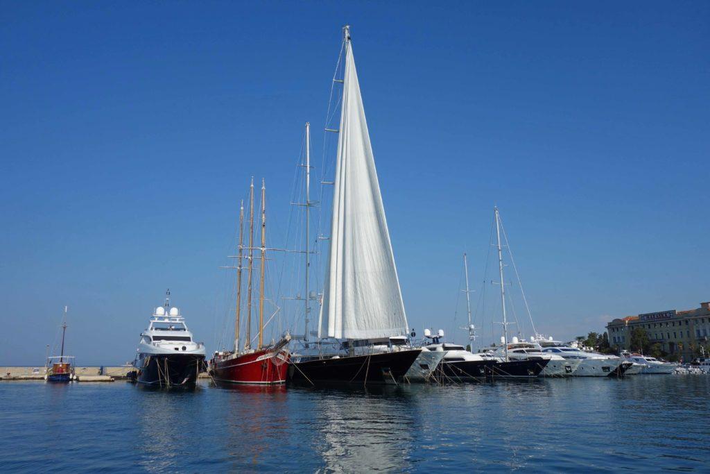 Segeltörn ab Zadar