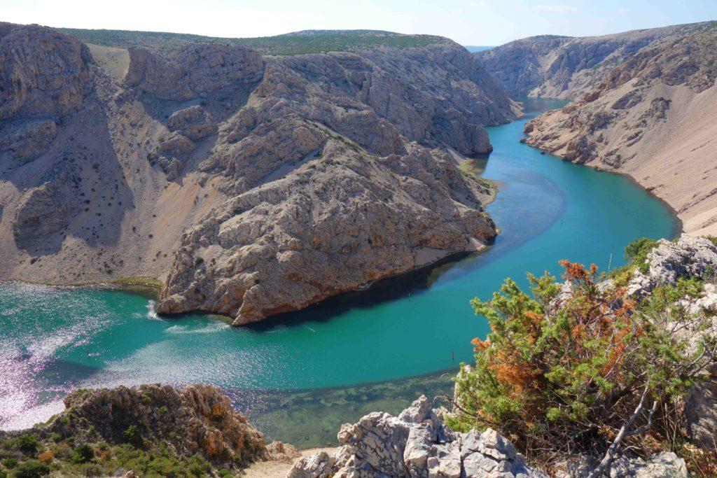 Winnetou Rio Pecos Zrmanja Kroatien
