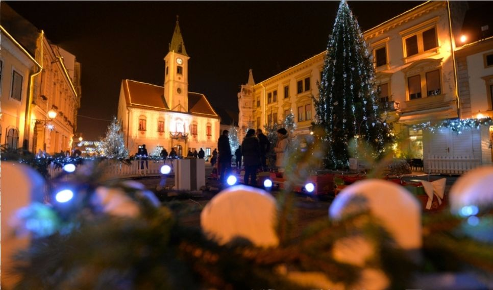 Advent in Varazdin