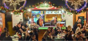 Weihnachtsmarkt in Zadar