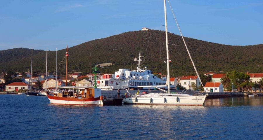 Insel Ist Kroatien