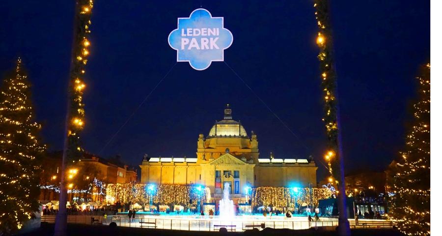 Ledeni Park Zagreb