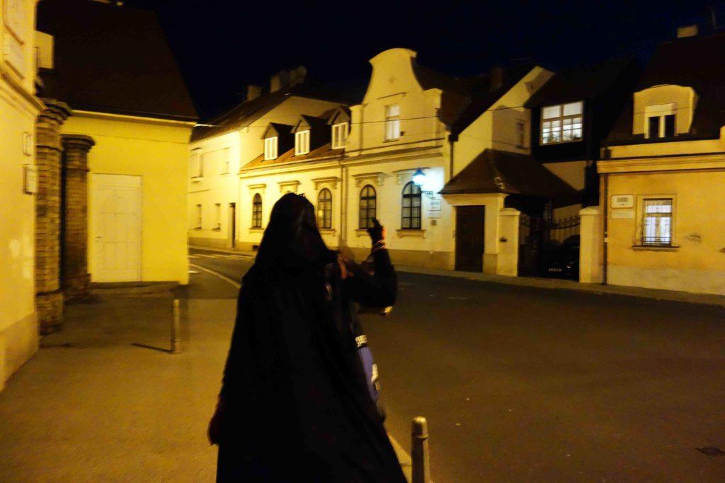 Stadtführung Zagreb bei Nacht