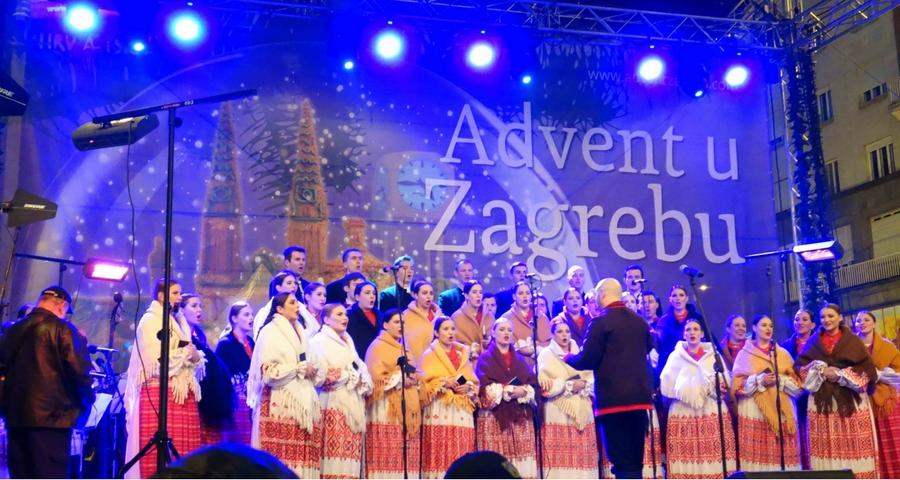 Advent in Zagreb 2017