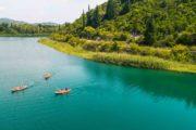 Bacina Seen Ausflug Kroatien
