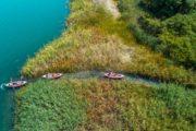 Aktivurlaub Kroatien Bacina Seen