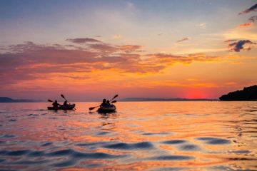 Makarska Riviera Kajaktour