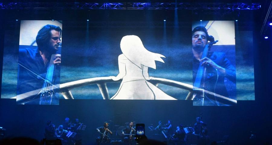 2CELLOS Konzert in Zagreb
