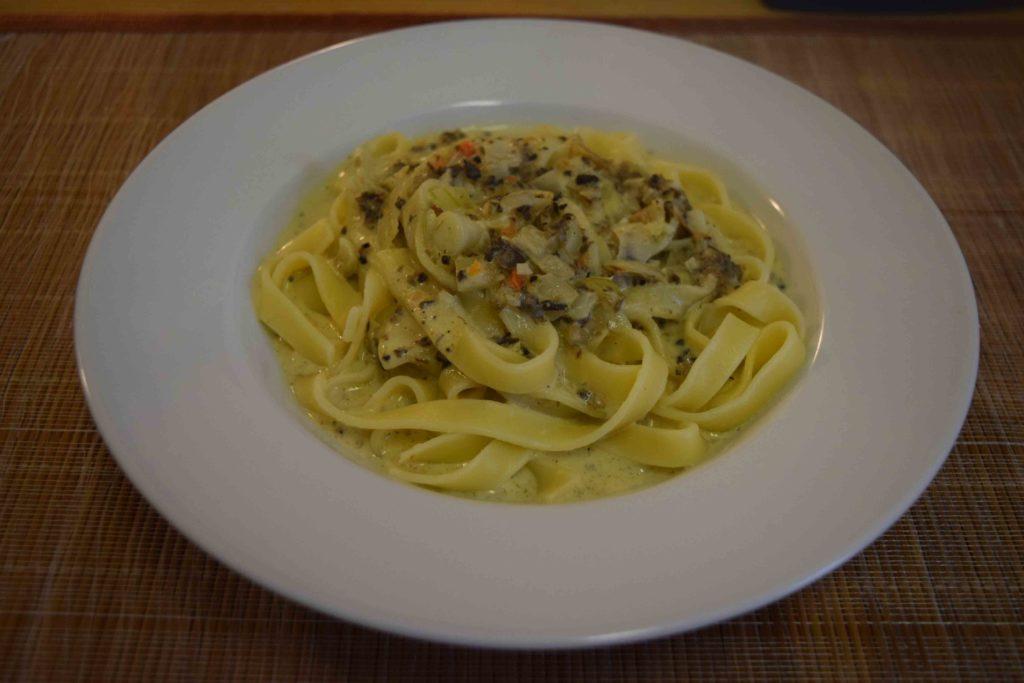 Istrische Pasta mit Trüffelsauce Rezept