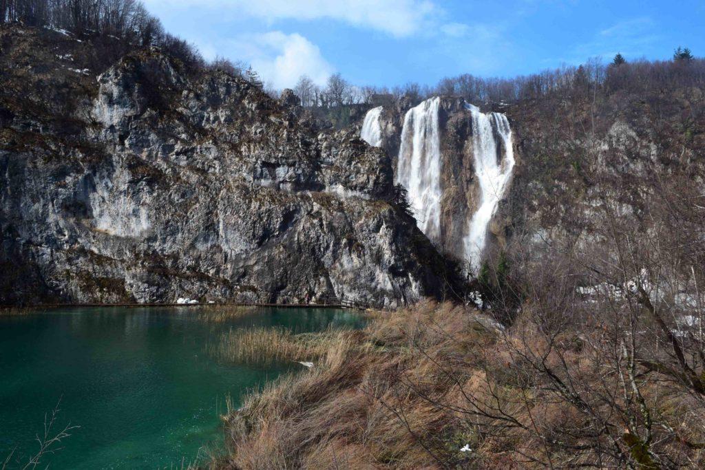 Plitvicer Seen Veliki slap