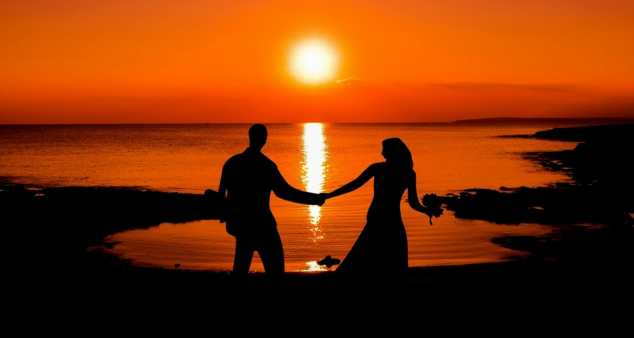 Heiraten in Kroatien am Strand