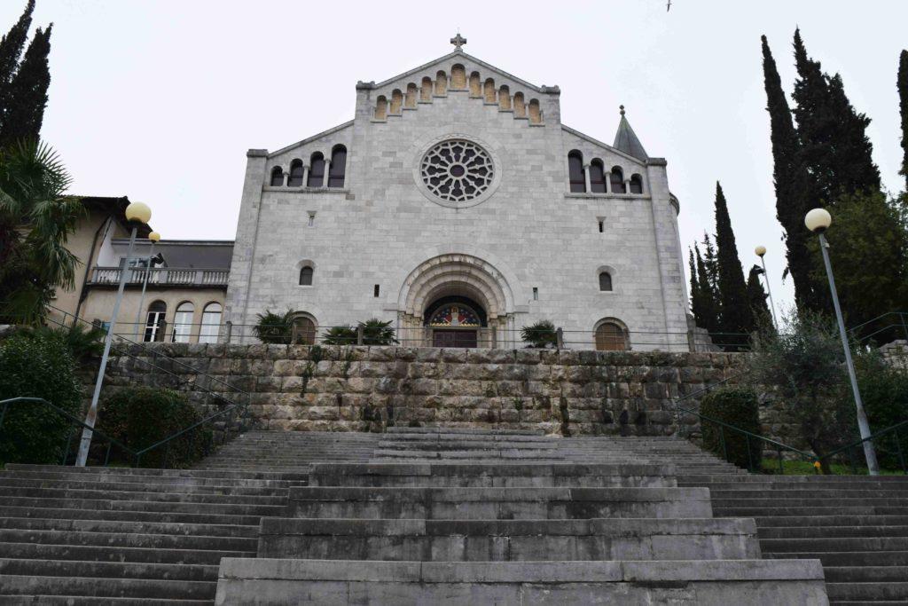 Kirche in Opatija