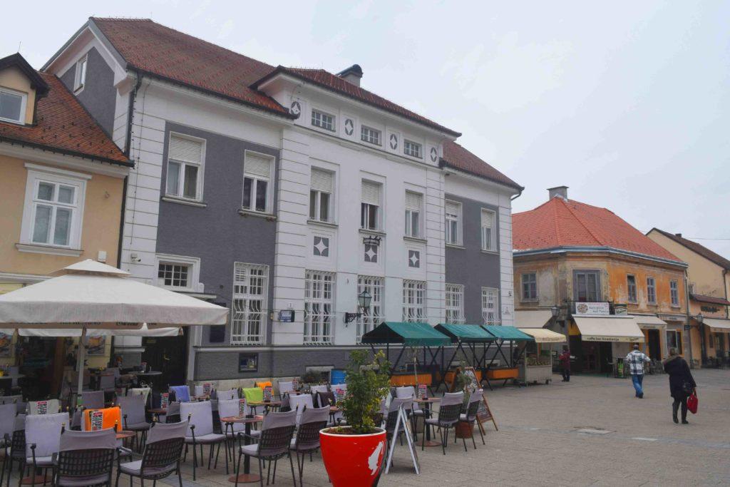 Markplatz von Samobor