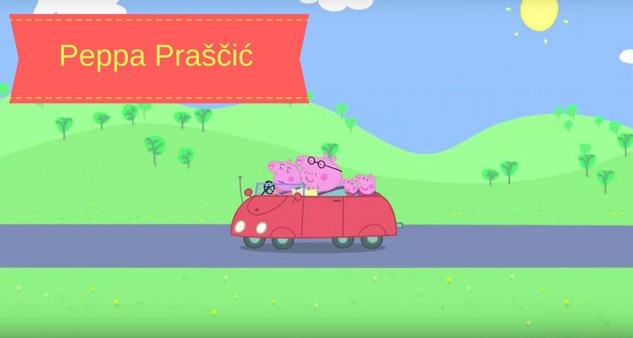Peppa Pig kroatisch
