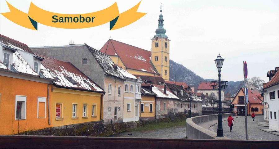Altstadt von Samobor