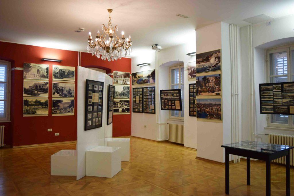 Tourismusmuseum Villa Angiolina Opatija